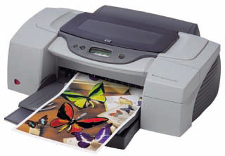 HP COLOR INKJET CP