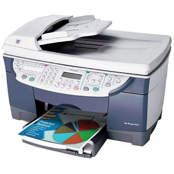 HP OFFICEJET D