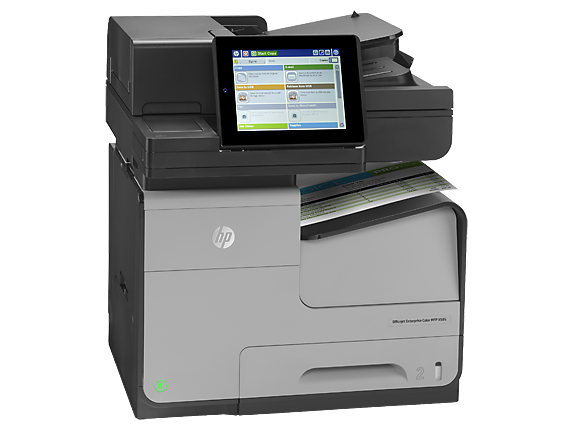 HP OFFICEJET ENTERPRISE COLOR