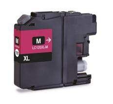Compatible Tinta BROTHER LC125XL V3 Magenta