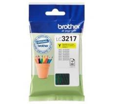 BROTHER LC3217 AMARILLO CARTUCHO DE TINTA LC3217Y ORIGINAL