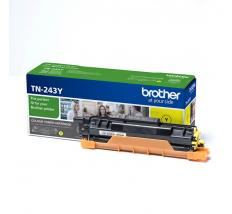 BROTHER TN243Y TONER AMARILLO 1.000 PAGINAS