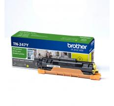 BROTHER TN247Y TONER AMARILLO 2.300 PAGINAS