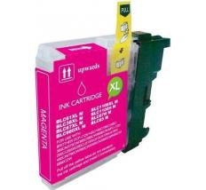 Compatible Tinta BROTHER LC-1100 Magenta