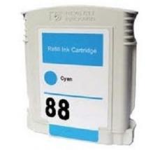 CARTUCHO COMPATIBLE PREMIUM HP 88 XL CYAN C9391AE.