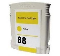 CARTUCHO Compatible PREMIUM HP 88 XL AMARILLO C9393AE.