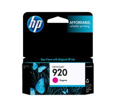 CARTUCHO HP CD973AE HP 920XL MAGENTA - ORIGINAL