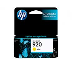 CARTUCHO HP CD974AE HP 920XL AMARILLO - ORIGINAL