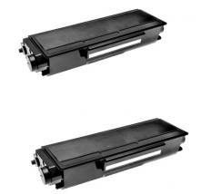 Compatible Pack 2 x Toner BROTHER TN-3170 Negro TN3170
