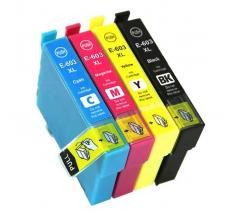 Compatible Pack 4 x Tinta EPSON 603XL