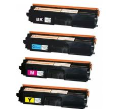 Compatible Pack 4 x Toner BROTHER TN325 / TN320
