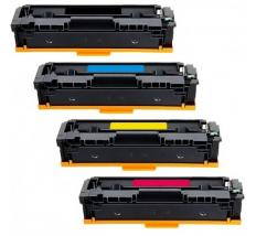 Compatible Pack 4 x Toner CANON 054H