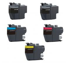 Compatible Pack 5 x Tinta BROTHER LC3219XL V3