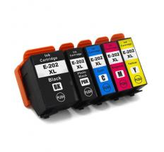 Compatible Pack 5 x Tinta EPSON 202XL