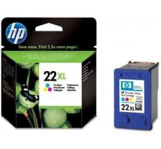 HP 22XL TRICOLOR CARTUCHO DE TINTA ORIGINAL C9352CE