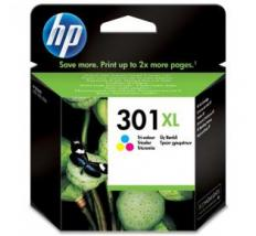 HP 301XL TRICOLOR CARTUCHO DE TINTA ORIGINAL CH564EE