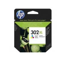 HP 302XL TRICOLOR CARTUCHO DE TINTA F6U67AE - ORIGINAL