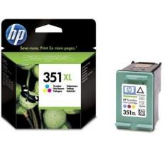 HP 351XL TRICOLOR CARTUCHO DE TINTA ORIGINAL CB338EE