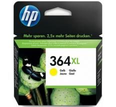 HP 364XL AMARILLO CARTUCHO DE TINTA ORIGINAL CB325EE