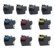 Compatible Pack 10 x Tinta BROTHER LC3219XL V3
