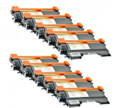 Compatible Pack 10 x Toner Brother TN2220