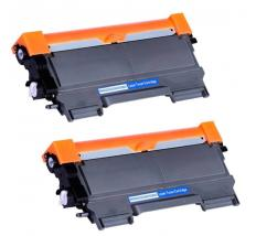 Compatible Pack 2 x Toner BROTHER TN2010 XXL