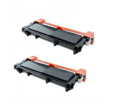 Compatible Pack 2 x Toner Brother TN2420 / TN2410 - Alta Capacidad (Con Chip - Última Actualización V2)