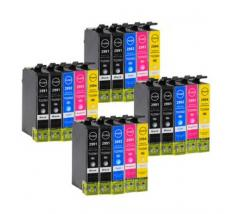 Compatible Pack 20 x Tinta EPSON T2991 / T2992 / T2993 / T2994 / 29XL