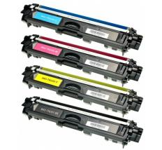 Pack 4 x BROTHER TN241 / TN245 Cartuchos de Toner Compatible