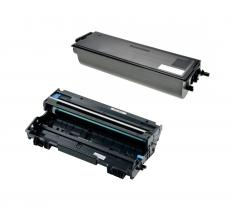 Compatible Pack 5 x Toner COMPATIBLE BROTHER TN6600 + TAMBOR COMPATIBLE BROTHER DR6000