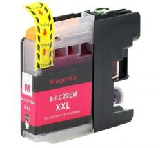 Compatible Tinta BROTHER LC22UM Magenta