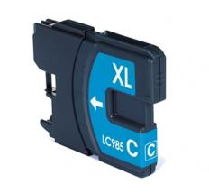 Compatible Tinta Brother LC985 XL Cyan