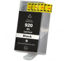 Tinta Compatible HP 920XL Negro CD975AE