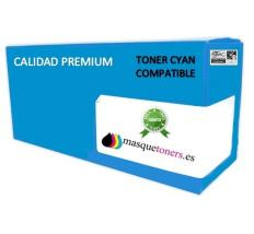 TONER COMPATIBLE HP Q5951A. COLOR CYAN PREMIUM