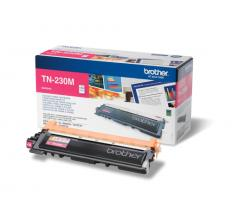 TONER ORIGINAL BROTHER TN-230M. MAGENTA